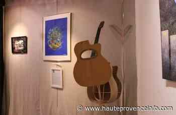 L'association Sist'Arts expose L'Inachevé à Sisteron - Haute-Provence Info