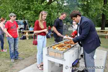 Geen openbare barbecues in parken van Berlaar (Berlaar) - Het Nieuwsblad