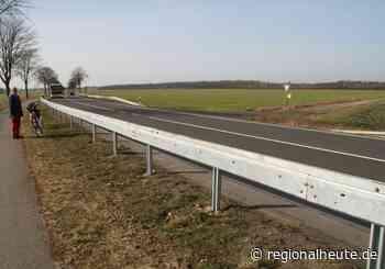 Behörde weist Kritik zurück: Leitplanken an der B1 haben einen Grund - regionalHeute.de