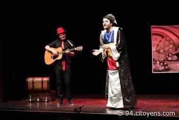 Le magicien des couleurs: spectacle à Joinville-le-Pont - 94 Citoyens