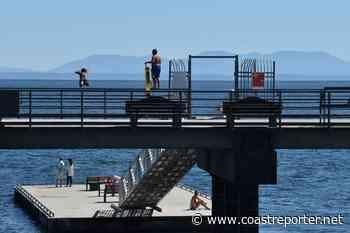 UPDATED: Environment Canada warns of 'dangerous' heat wave on Sunshine Coast - Coast Reporter
