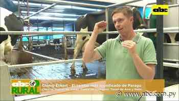 Abc Rural: El tambo más tecnificado del Paraguay I - ABC Rural - ABC Color