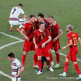 Rode Duivels zijn slimmer dan Portugal en hebben een betere doelman