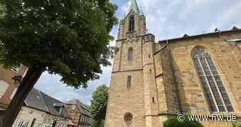 Rohstoffkrise verzögert Sanierung von Kirchturm in Harsewinkel - Neue Westfälische