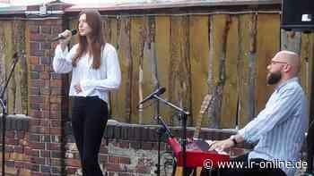Konzertsommer in Finsterwalde: Sänger-Nachwuchs präsentierte sich im Brauhaus Finsterwalde - Lausitzer Rundschau