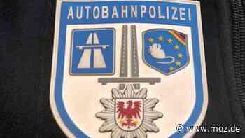 Unfall auf Autobahn: Erfolglose Fahrerflucht auf A111 nahe Hennigsdorf - moz.de