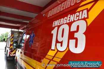 Homem sofre acidente doméstico com motosserra, em Timbó - Jornal de Pomerode