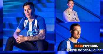 FC Porto apresenta camisola principal para 2021/22   MAISFUTEBOL - Maisfutebol