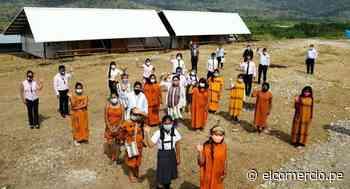 Satipo: escolares reciben aulas, sala de cómputo y dormitorios equipados - El Comercio Perú