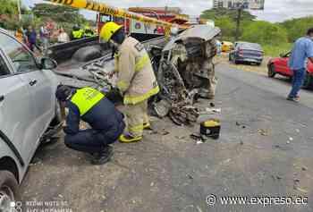 Accidentes de tránsito se registraron en vía a la costa, Naranjal y Manabí - expreso.ec