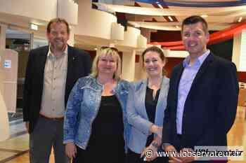 Canton de Fourmies : Mickaël Hiraux et Carole Devos (UPN) sont réélus conseillers départementaux - L'Observateur