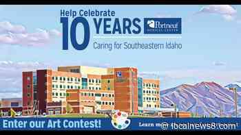 Portneuf Medical Center hosts art contest to commemorate 10 year anniversary - Local News 8 - LocalNews8.com