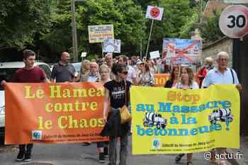 Val-d'Oise. À Parmain, des habitants de Jouy-le-Comte s'opposent à un projet de logements sociaux - actu.fr