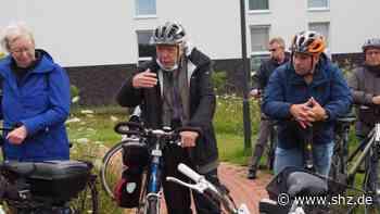 Abschied: Ernst Dieter Rossmanns letzte Radtour mit der SPD durch Tornesch   shz.de - shz.de
