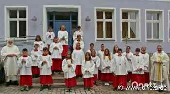 """Neue """"kleine Propheten"""" in der Pfarrei Nabburg - Onetz.de"""