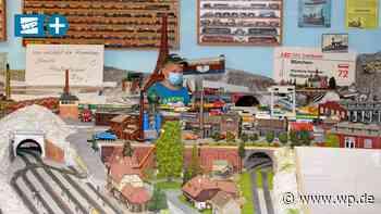 Veltins-Brauerei im Kleinformat in der Miniaturwelt Eslohe - Westfalenpost