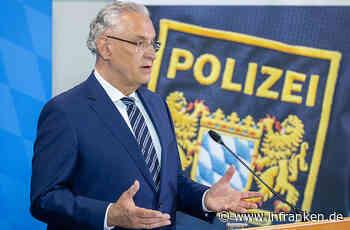 Messerangriff Würzburg: Innenminister Joachim Herrmann zu möglichem islamistischen Motiv
