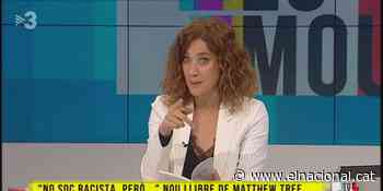 Helena Garcia Melero, feliz en la playa del Empordà disfrutando de una pasión - ElNacional.cat