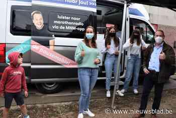 MNM op bezoek in Jeugdhuis Buggenhout