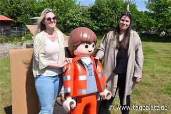 Kita in Neu Wulmstorf hat jetzt ihre eigene Playmobil-Figur - Südliche Metropolregion - Tageblatt-online