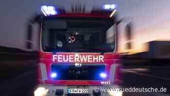 Wohnmobil brennt am Strand von St. Peter-Ording aus - Süddeutsche Zeitung