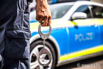 Mit Messer gedroht und Reifen zerstochen: Polizei nimmt 35-Jährigen in Herbrechtingen vorläufig fest - Heidenheimer Zeitung