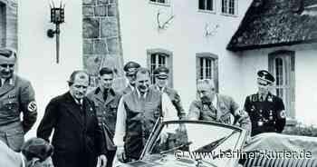 Carinhall: Was blieb von Görings Landsitz in der Schorfheide übrig? Eine Spurensuche - Berliner Kurier