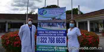 Lérida, a la vanguardia en la atención de salud mental - El Nuevo Dia (Colombia)