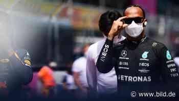 Formel 1: Lewis Hamilton verzweifelt an Mercedes - Verstappen siegt - BILD