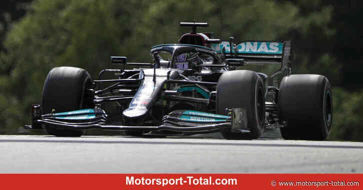 """Lewis Hamilton enttäuscht: Mit Verstappen mithalten war """"unmöglich"""" - Motorsport-Total.com"""