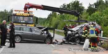 Tödlicher Unfall auf der B76 bei Preetz: Polizei sucht Zeugen - Kieler Nachrichten