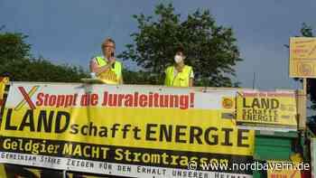 Keine Antworten auf heikle Fragen beim Protestcamp in Wallnsdorf - Nordbayern.de