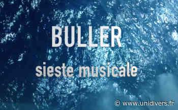 BULLER sieste musicale Parc Bénoni-Gaultier vendredi 16 juillet 2021 - Unidivers