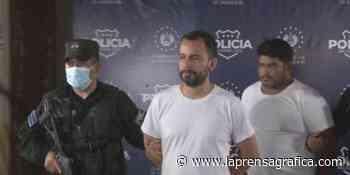 Presentan a presuntos responsables de la desaparición de Flor en Cojutepeque - La Prensa Gráfica