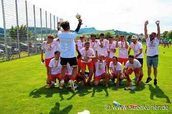 Fußball: Die B-Junioren der SG Gottmadingen-Bietingen gewinnen das Bezirkspokal-Finale gegen die SG Stockach – der Spielbericht mit Videos - SÜDKURIER Online
