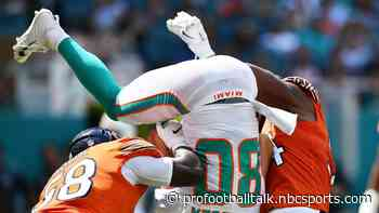 Bears, Dolphins plan joint practice