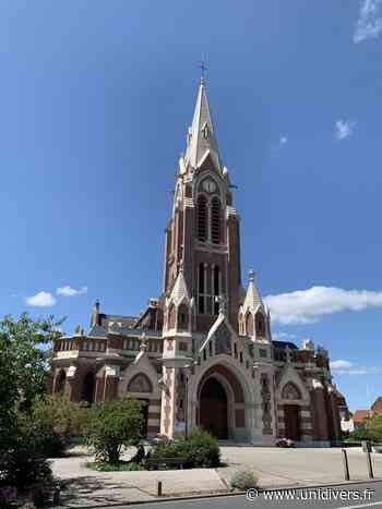 Visite chiffrée de l'église Saint-Martin Eglise Saint-Martin samedi 18 septembre 2021 - Unidivers