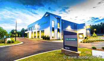 Geisingen: Firma setzt auf amerikanischen Markt – Pajunk errichtet eine neue Zentrale. - SÜDKURIER Online