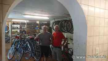 Immer wieder sonntags Hilfe zur Selbsthilfe: Offene Fahrradwerkstatt in Poing - Merkur Online