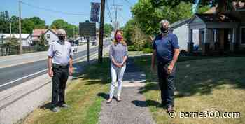Town of Bradford West Gwillimbury receives funding to rehabilitate Bond Head sidewalks – Barrie 360 - Barrie 360