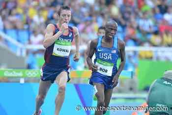 ATHLETICS: Bor and Finley claim Steeple and discus titles; Thomas and Prandini scream to 21.94-21.99 women's 200 m semis wins; Mu and McLaughlin scary - The Sports Examiner