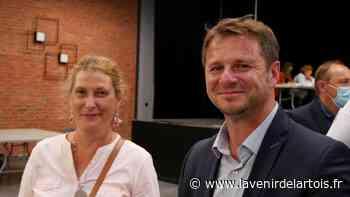 Auchel : la liste divers gauche conserve le canton - L'Avenir de l'Artois