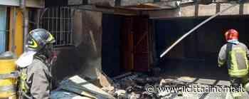 Cogliate, incendiati box e porticato di una villetta: intervengono i vigili del fuoco - Il Cittadino di Monza e Brianza