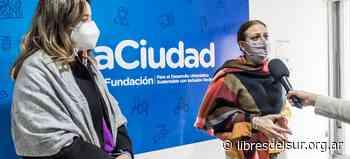 """Mercedes Lamarca: """"Trabajamos en los barrios contra la violencia de género"""" - Movimiento Libres del Sur"""