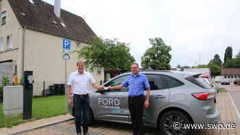 Carsharing in Gaildorf: Die Stadt startet einen zweiten Anlauf - SWP