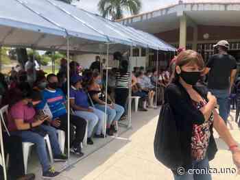 Denuncian retraso en plan de vacunación contra la COVID-19 en Cumaná - Crónica Uno