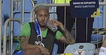 Ohne Neymar: Brasiliens Siegesserie unter Tite beendet - SPORT1