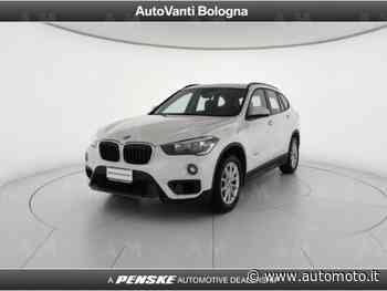 Vendo BMW X1 sDrive18d Advantage usata a Casalecchio di Reno, Bologna (codice 9206015) - Automoto.it