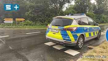 Olsberg: Frau (82) aus Medebach stirbt nach Unfall auf B 480 - WP News