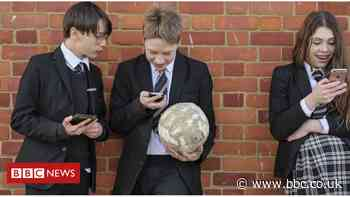 Mobile phone ban plan to improve school behaviour